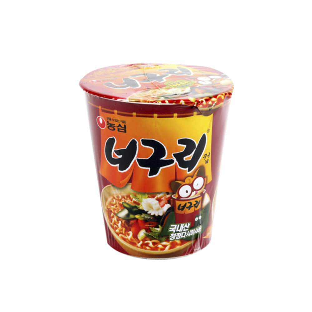 Image result for KOREAN NONGSHIM NEOGURI CUP 62G